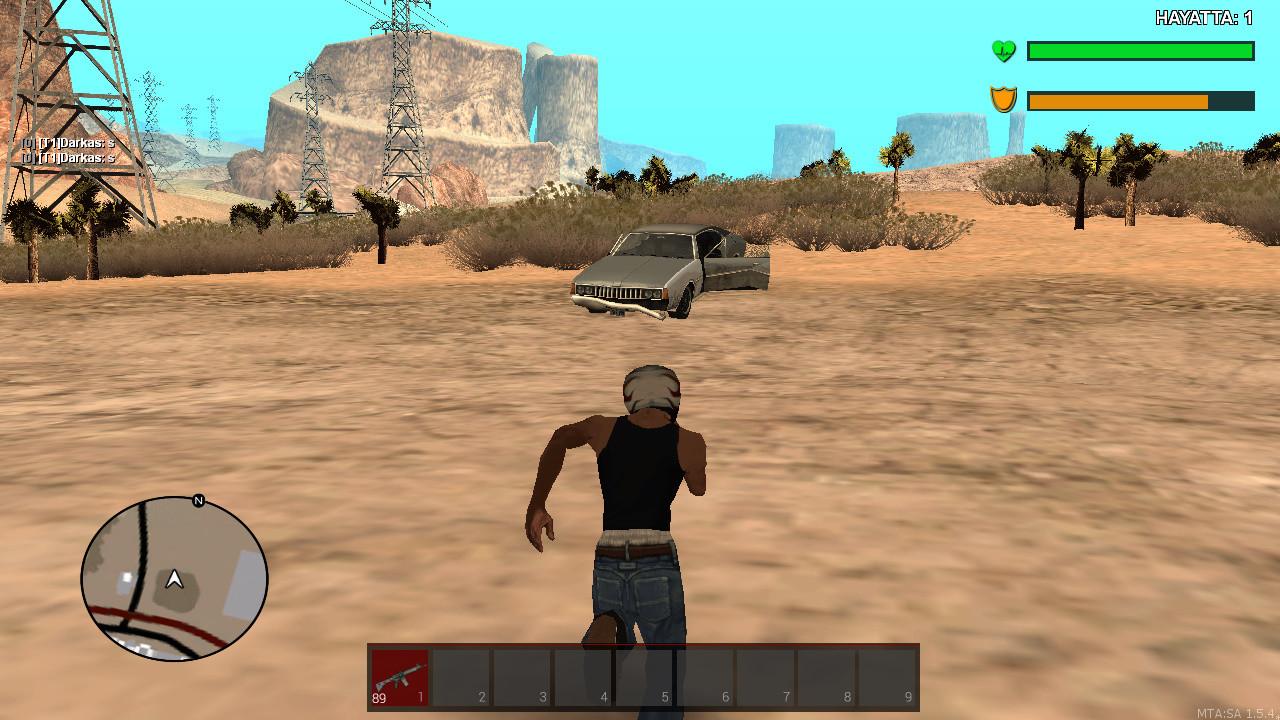 Mta Sa Role Play Gamemode - pastportable