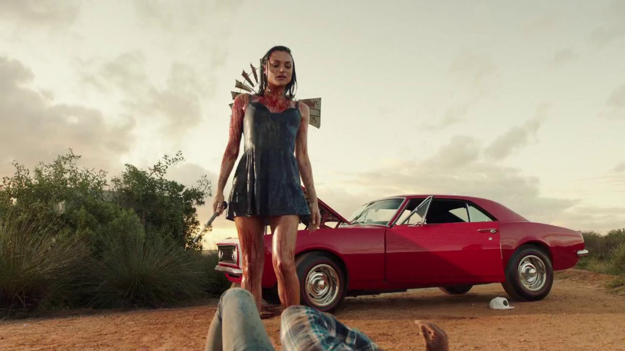Blood Drive 2017 1.Sezon WEB-DL HD 720p Tüm Bölümler Güncel Türkçe Altyazı - Yabancı Dizi indir - Tek Link indir