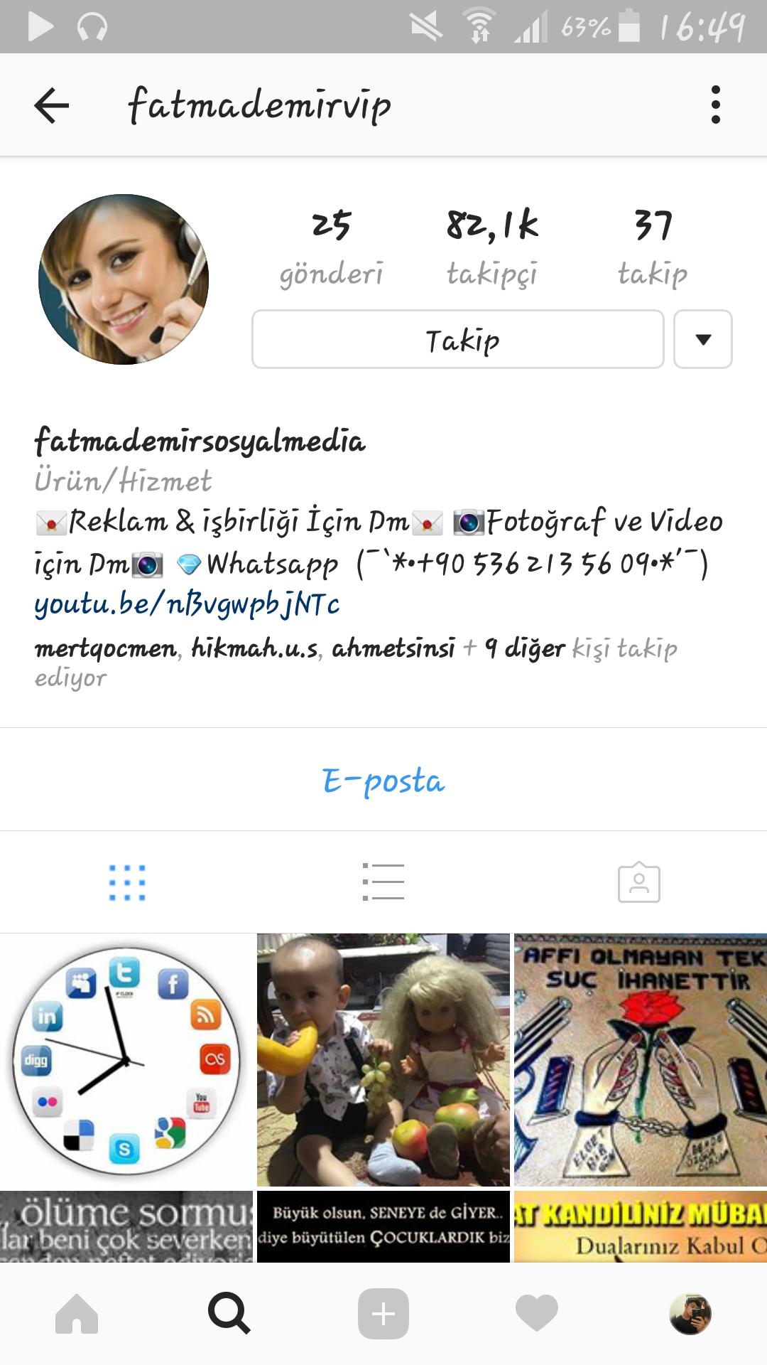 Instagram TAKİPÇİ BEGENİ YORUM SATIŞI