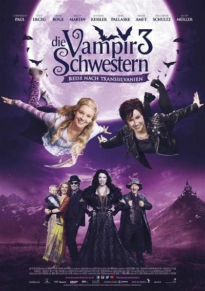 Vampir Kız Kardeşler 3: Transilvanya'ya Yolculuk 2016 BRRip XviD Türkçe Dublaj indir
