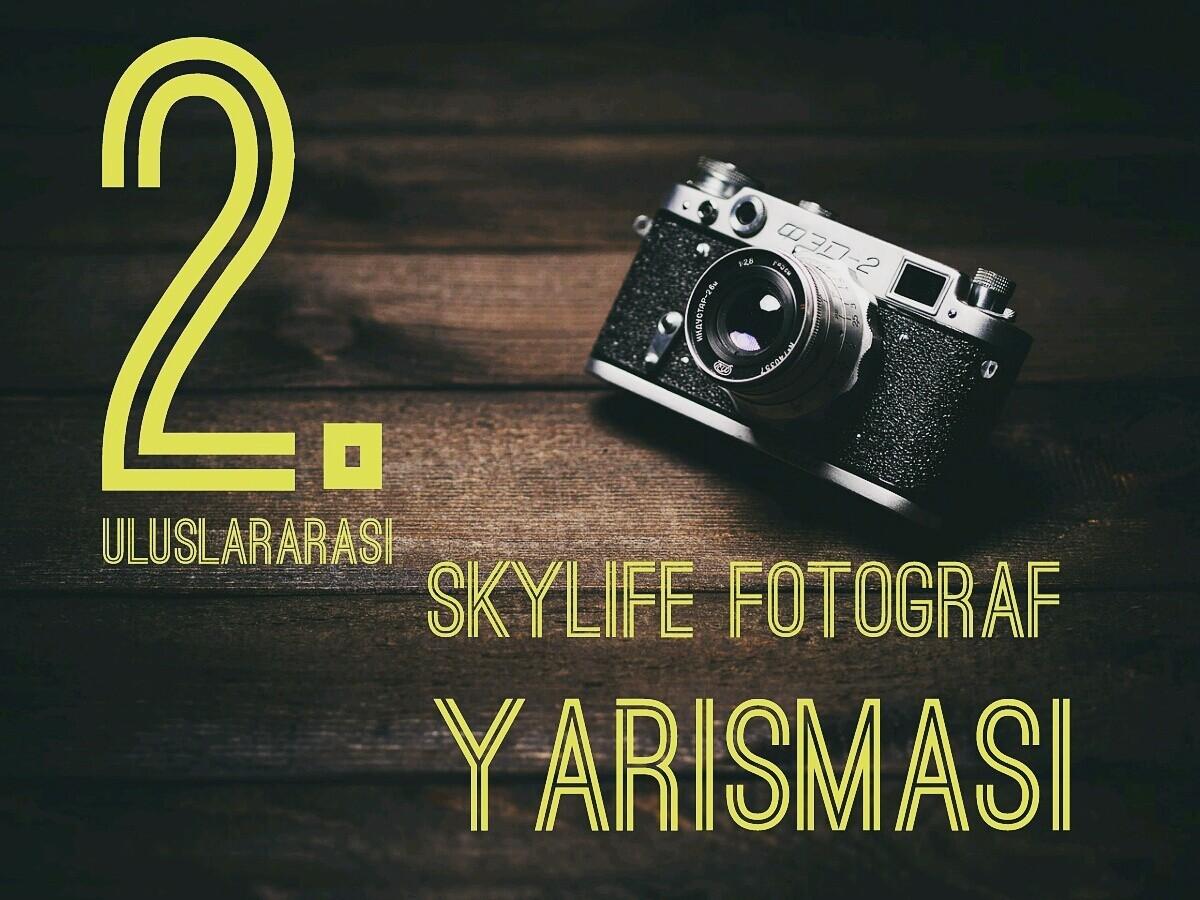 2. Uluslararası skylife fotoğraf yarışması
