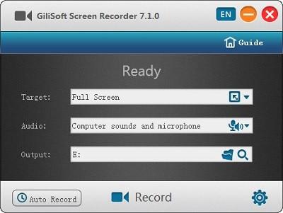 Gilisoft Screen Recorder 7.3.0 Multilingual | Full İndir