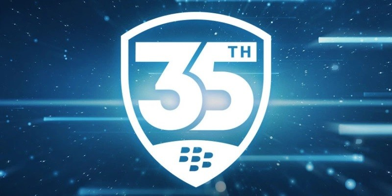 BlackBerry Limited 35 Yaşında!
