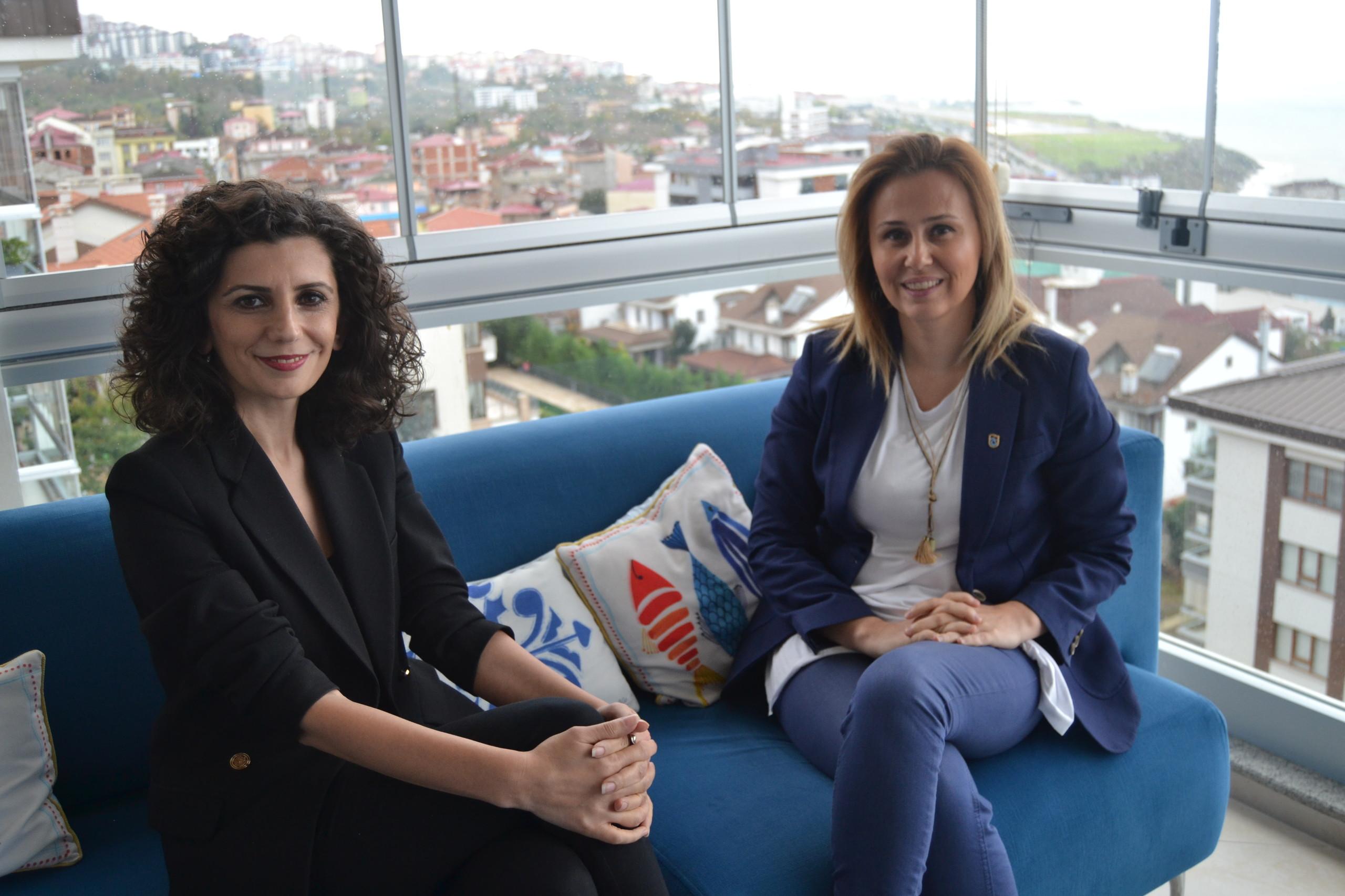 Merkez Haberleri: Karadenizli kadınlar, her mevsim çalışkan 57