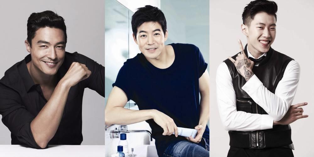 Daniel Henney, Jay Park ve Lee Sang Yoon Yeni Bir Varyete Şovu Çekiyorlar /// 30 Kasım 2016