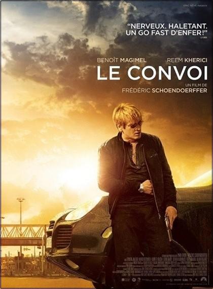 Konvoy – Le convoi  | 2016 | BDRip XviD | Türkçe Dublaj | Tek Link indir