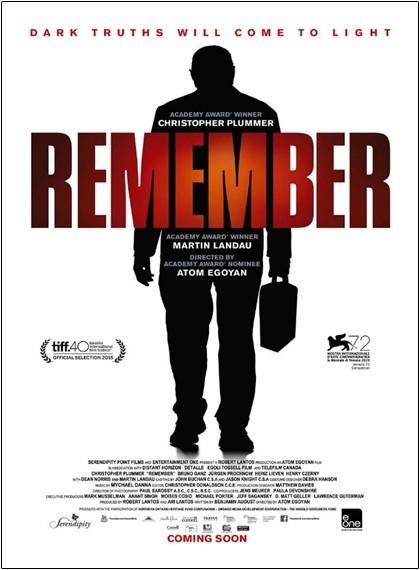 Hatırla – Remember 2015 BRRip XviD Türkçe Dublaj – Film indir