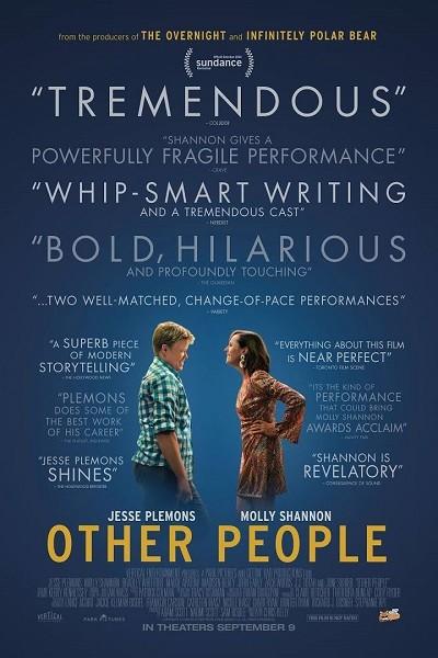 Diğer İnsanlar - Other People 2016 HDRip XViD Türkçe Dublaj - Tek Link Film indir