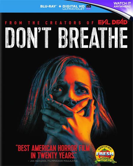 Don't Breathe -  Nefesini Tut | 2016 | 1080P | Film İzle