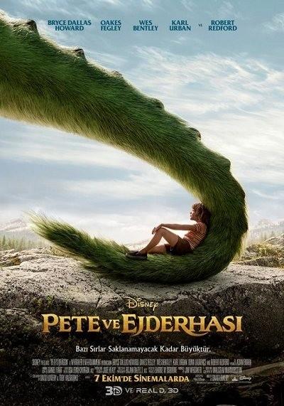 Pete ve Ejderhası – Pete's Dragon 2016 BRRip XViD Türkçe Dublaj  – Film indir