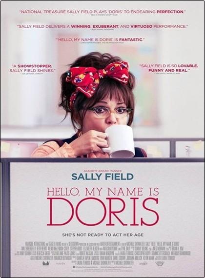 Merhaba, Benim Adım Doris  | 2015 | BRRip XviD | Türkçe Dublaj