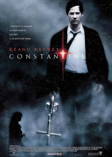 Constantine Filmi Hd indir