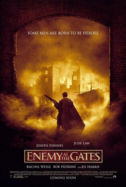 Kapıdaki Düşman - Enemy at the Gates (2001) - türkçe dublaj film indir
