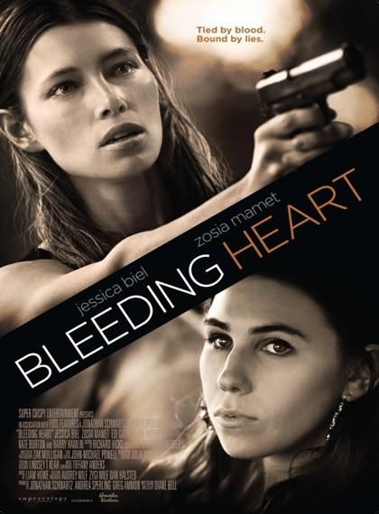 Kanayan Yürek | Bleeding Heart | 2015 | BRRip XviD | Türkçe Dublaj
