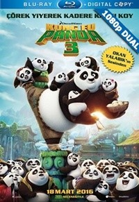 Kung Fu Panda 3 2016 BluRay 1080p x264  DUAL TR-EN – Tek Link