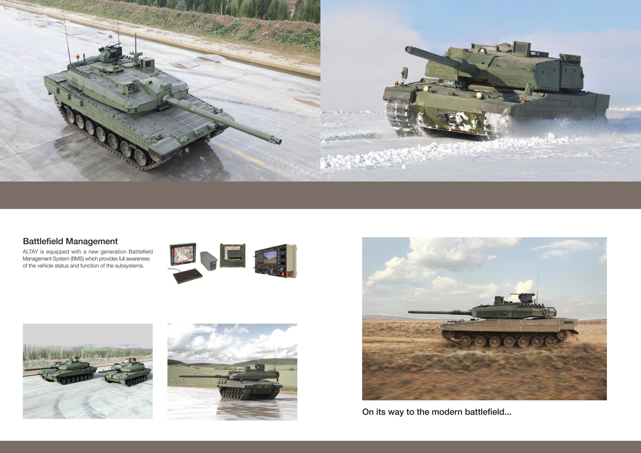 Altay Tank  R9RnVV