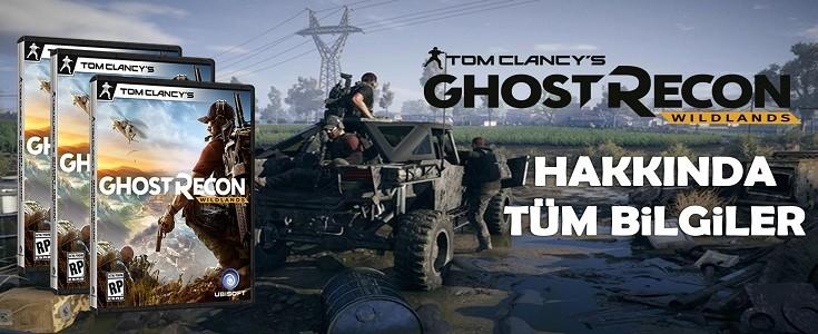 Tom Clancy's Ghost Recon Wildlands Hakkinda