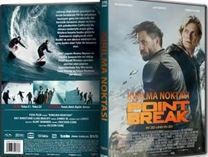 Kırılma Noktası – Point Break 2015 DVD-5 DUAL TR-EN – Tek Link