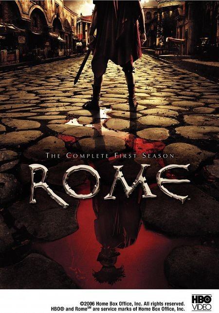 Rome Sezon 01-02 BRRiP (Turkce Dublaj) Yabancı Dizi indir