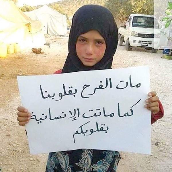 Suriyeli �ocuklar ve Vijdan� Kapkara �nsanl�k!