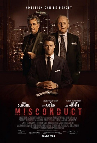 Hesaplaşma - Misconduct | 2016 | BluRay 720p x264-ROVERS | DuaL (TR-EN)