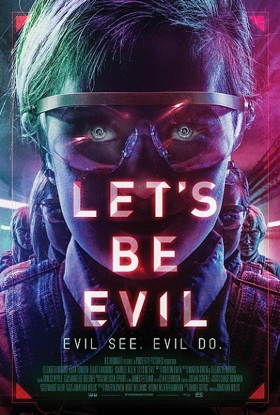 Kontrol Dışı – Let's Be Evil 2016 BRRip – 720p – Türkçe Dublaj