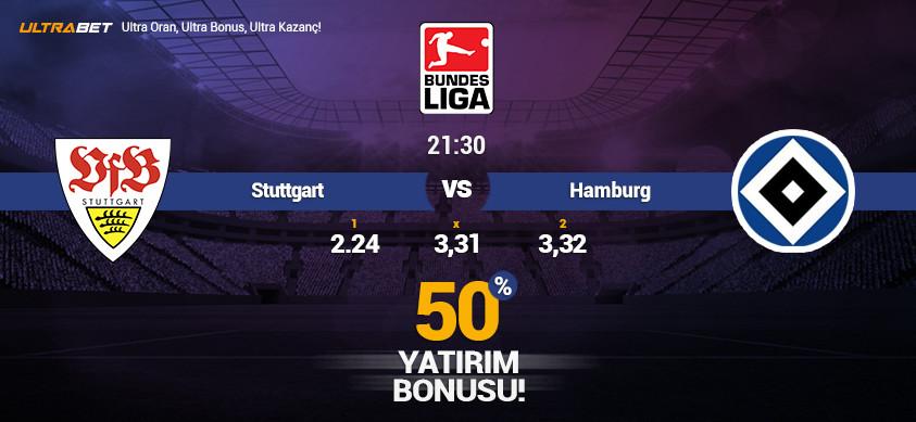 Stuttgart vs Hamburg - Canlı Maç İzle