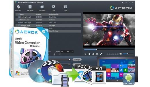 Acrok Video Converter Ultimate Full