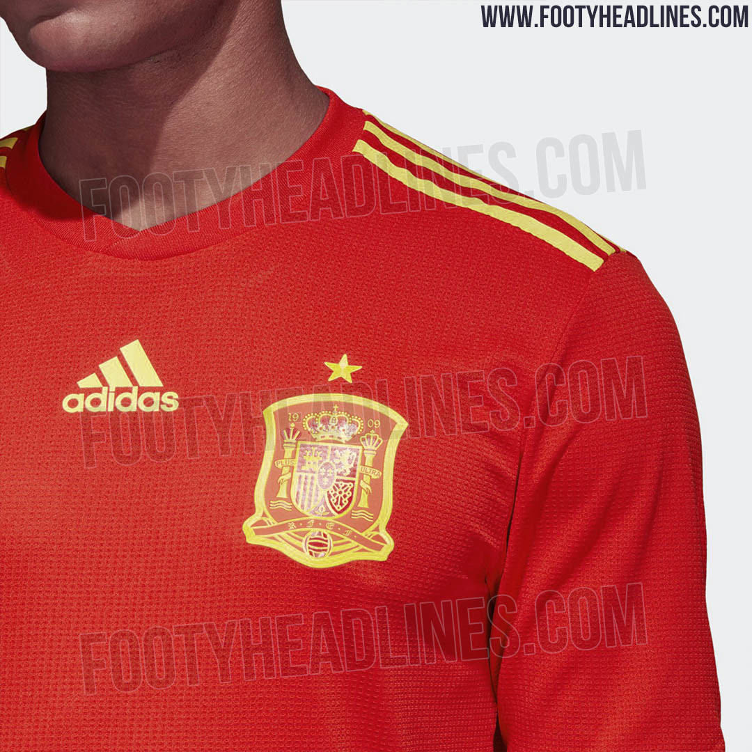 Spain 2018 World Cup Kit (9)