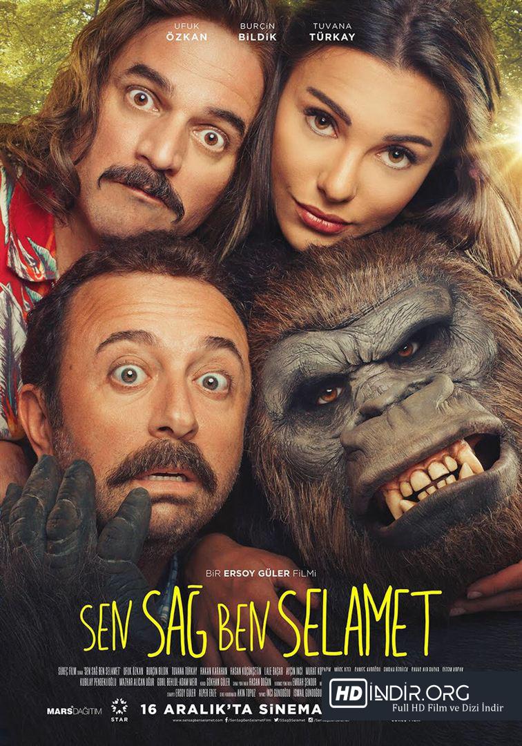 Sağ Salim 3 - Sen Sağ Ben Selamet (2016) HD İndir