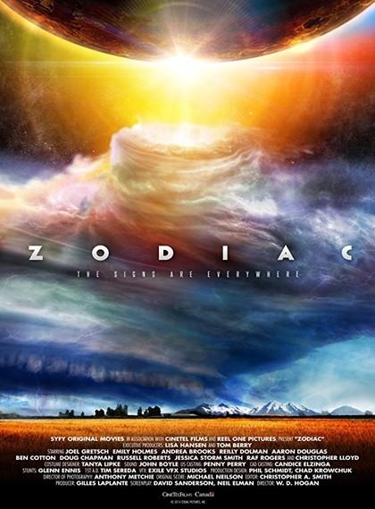 Zodyak Kıyametin İşaretleri – Zodiac: Signs of the Apocalypse 2014 BDRip XviD Türkçe Dublaj indir