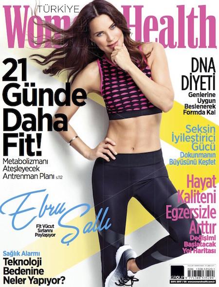 Women's Health Eylül 2017