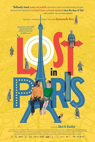 Paris Buyusu - Lost in Paris 2016 WEBRip x264 Türkçe Dublaj