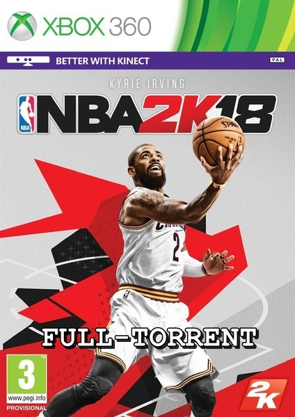 NBA 2K18 Xbox 360 [TORRENT] İndir [FULL ISO] [COMPLEX-Region Free]