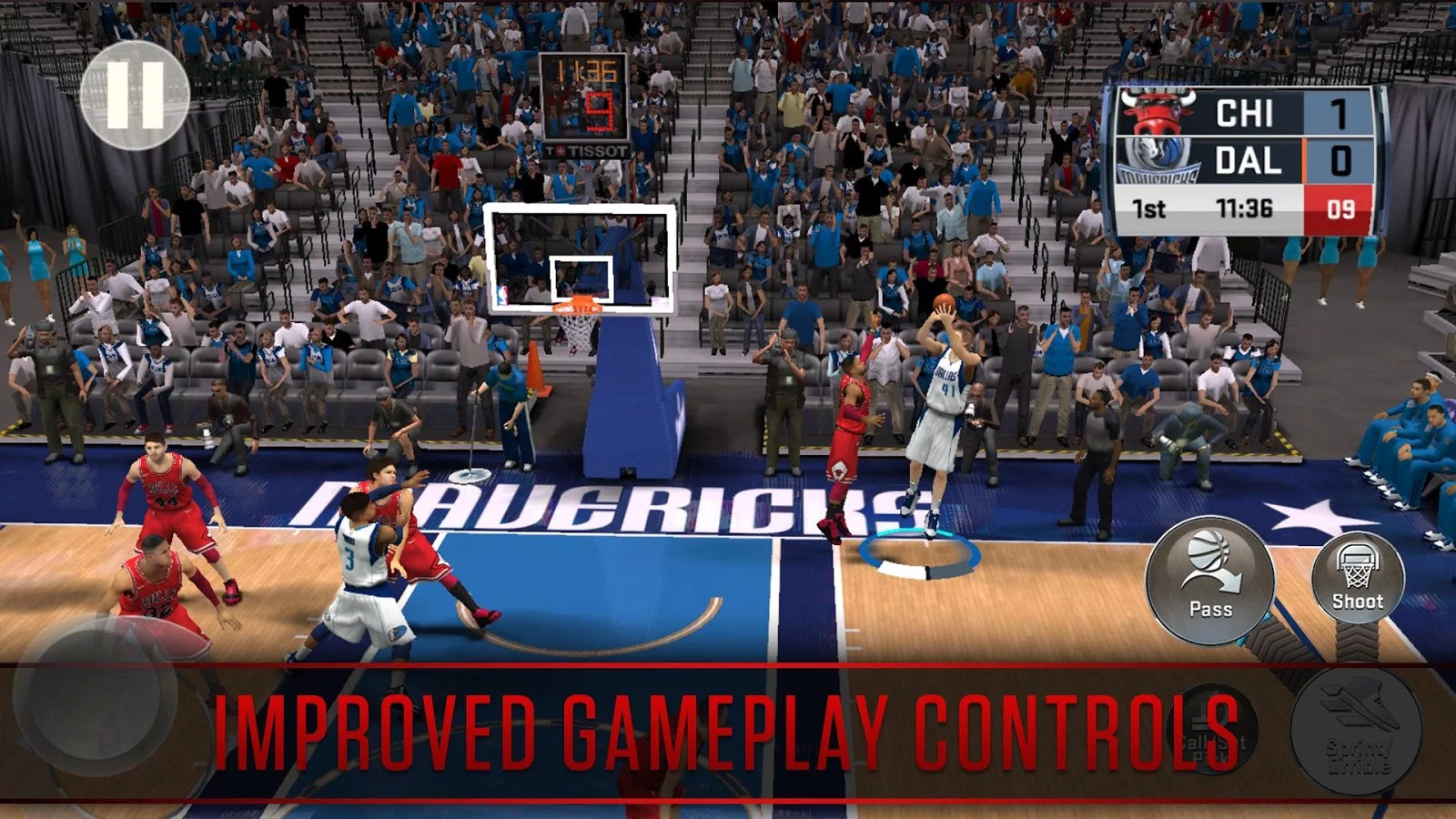 NBA 2K18 Apk İndir