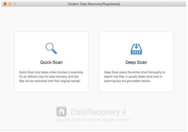 Cisdem Data Recovery 4.2.2 Mac Os X Full İndir