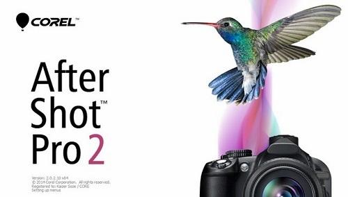 Corel AfterShot Pro 2.0.2.10 Multilingual (x86) | Full Programlar