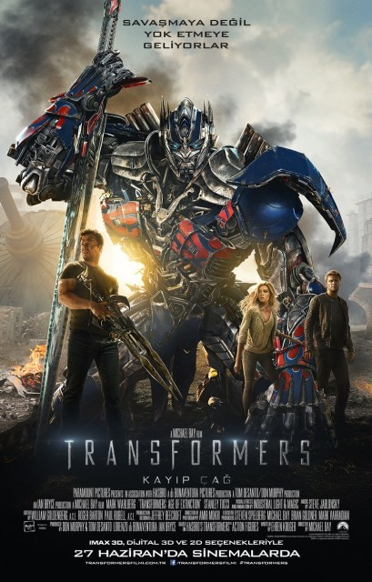 Transformers Kay P A Izle Age Of Etinction