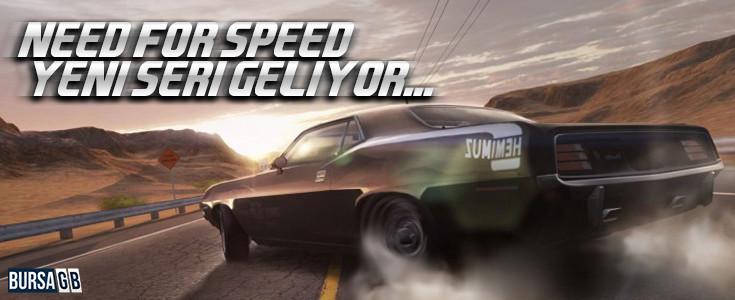 Yeni Need for Speed Serisi Karşınızda