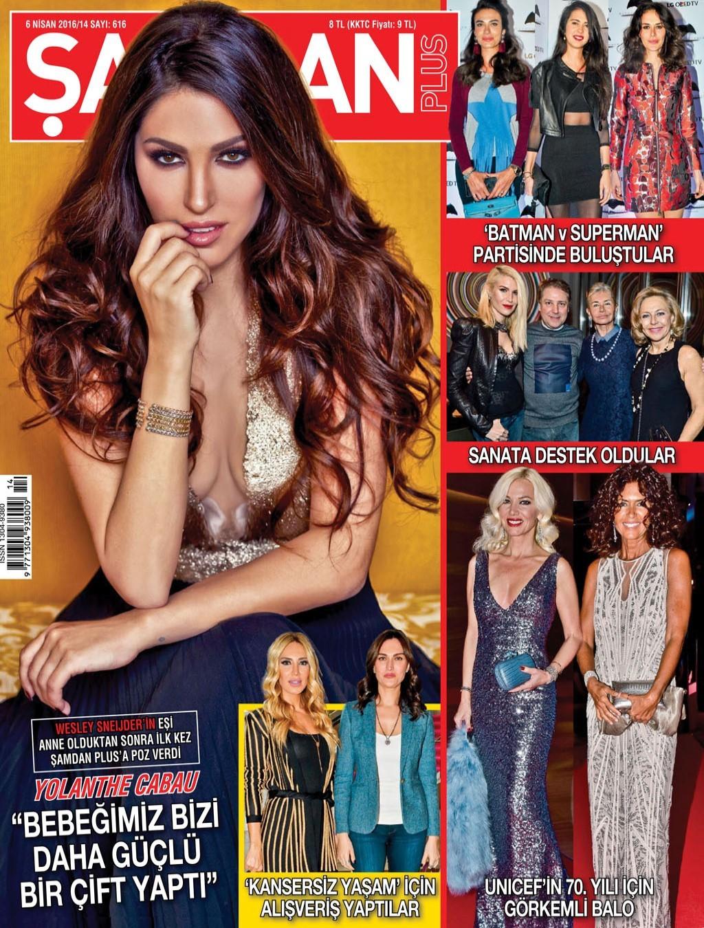 Şamdan Plus Nisan E-dergi indir Sandalca.com