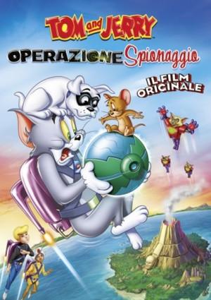Tom and Jerry: Spy Quest (2015) - türkçe dublaj animasyon film indir