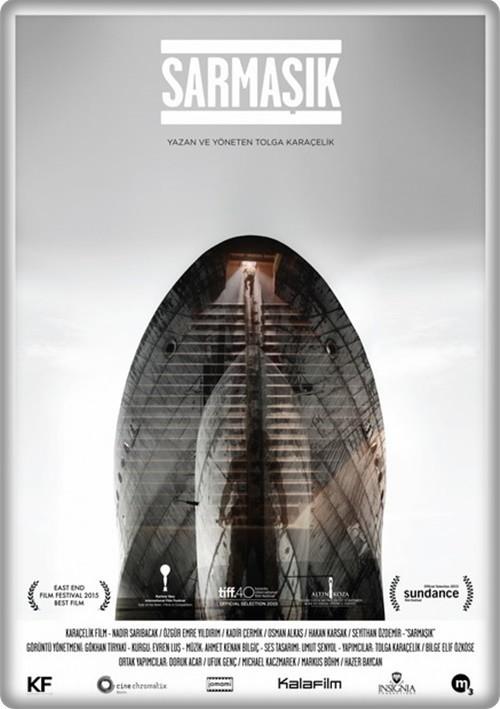 Sarmaşık 2015 (Yerli Film) HDRip XviD indir