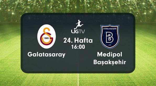Galatasaray – Medipol Başakşehir (06.03.2016) | HDTV 720p | Full Maç – indir