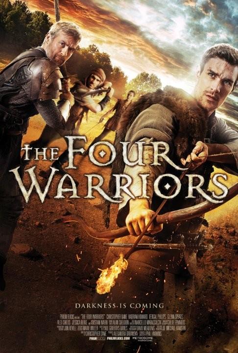4. Savaşçı - The Four Warriors (2015) - hd film indir - türkçe dublaj film indir