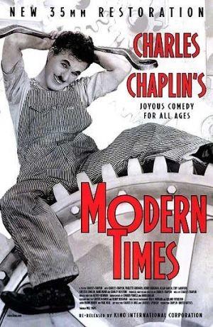Modern Zamanlar - Modern Times (1936) - türkçe dublaj film indir