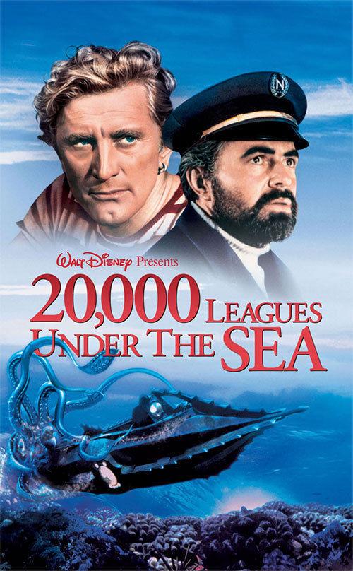Denizin Altında 20.000 Fersah (1954)  Restorasyonlu Renklendirilmiş Türkçe Dublaj indir