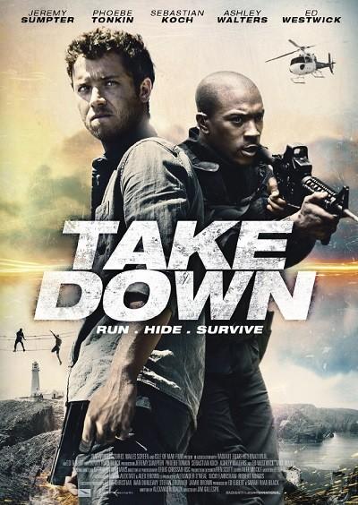 Islah Adası - Take Down 2016 HDRip XviD Türkçe Dublaj