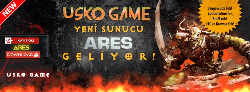 Yeni Sunucu Ares 1 Haziranda Geliyor!