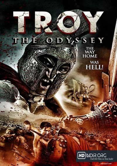 Truva Odise Efsanesi - Troy the Odyssey (2017) Türkçe Dublaj İndir