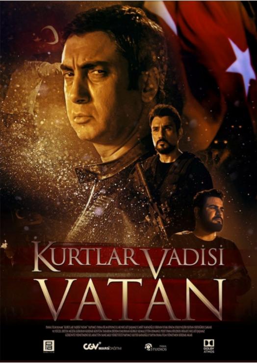 Kurtlar Vadisi Vatan | 2017 | Yerli Film | 1080p | HDTV | x264 | HdT